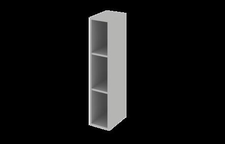 Шкаф 150 высокий открытый