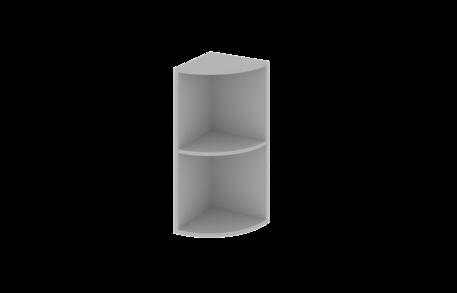 Завершающий элемент открытый средний верхний радиусный