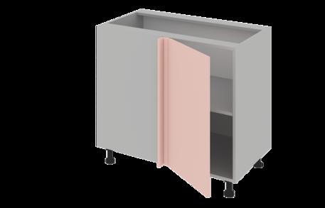 Стол рабочий 900 угловой  с декоративным уголком