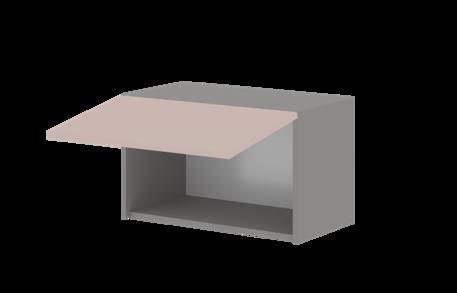 Шкаф 600 низкий 360 горизонт.