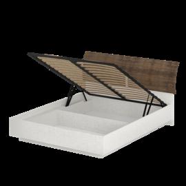 Кровать двуспальная с подъемным механизмом 1600