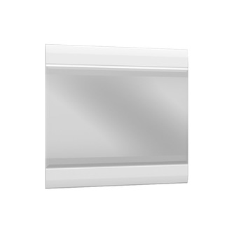 Зеркало 800 Белый Лайт