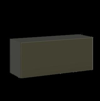 Шкаф горизонтальный навесной 900