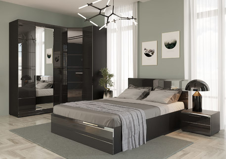 Спальный гарнитур «Лайт»