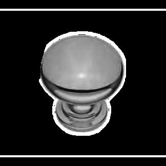 Ручка кнопка К-3Л хром