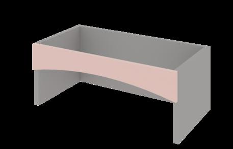 Ниша с дугой (под плиту карнизную) h360 800мм