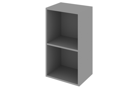 Шкаф 450 средний открытый