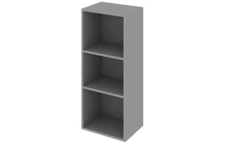 Шкаф 450 высокий открытый