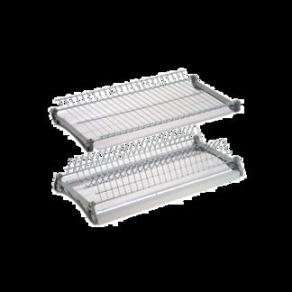 Комплект сушки 600 с алюминиевой рамкой (нержавейка)